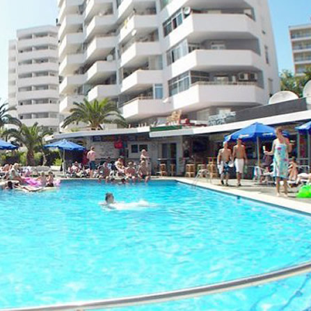 Magaluf Playa Workers Apartments